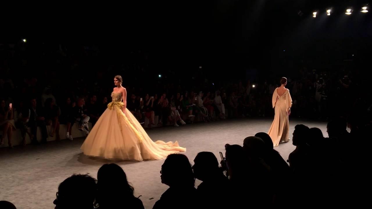 EZRA at Fashion Forward Dubai Season 8 SS'17