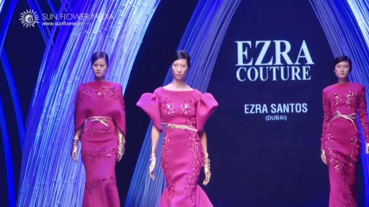 EZRA SANTOS – Vietnam International Fashion Week 2015