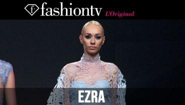 Ezra Fashion Show | Fashion Forward Dubai 2014 | FashionTV