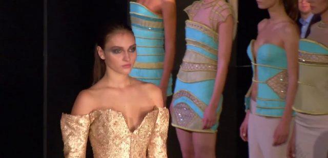 Ezra+Tuba Atelier Spring Summer 2015 Couture Fashion Show (Studio Pro)