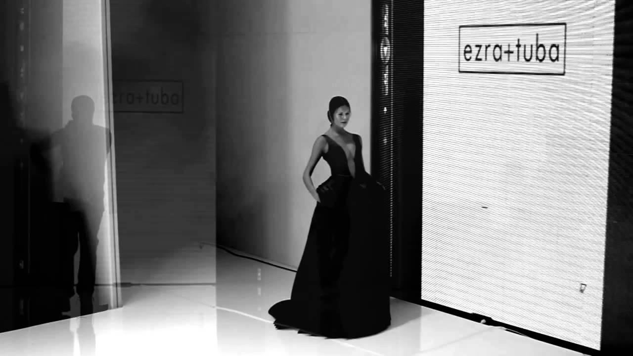Ezra+Tuba | Spring Summer 2014 Couture Collection Full Fashion Show | Exclusive