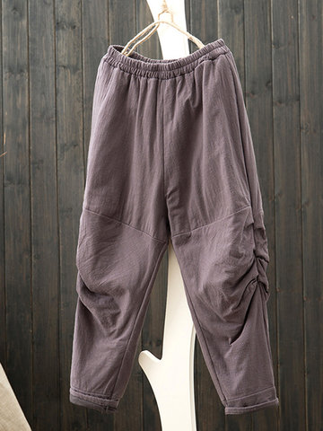 Casual Loose Women Harem Pants-Newchic-