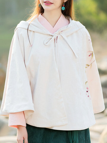 Chinese Style Hand Painted Cloaks-Newchic-