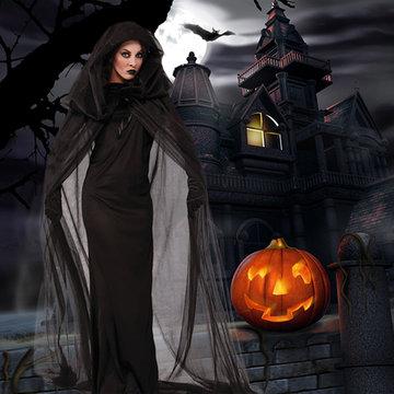 Devil Ghost Figure Coplay-Newchic-