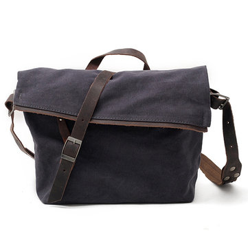 Ekphero Canvas Casual Creative Shoulder Bag Crossbody Bags-Newchic-
