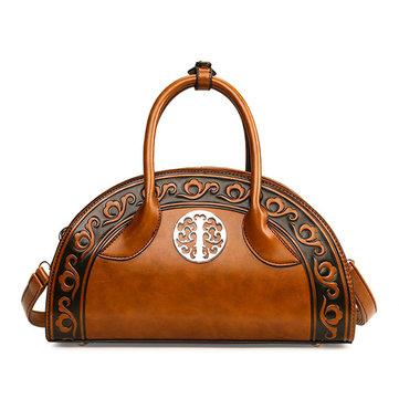 Elegant National Retro Handbag-Newchic-