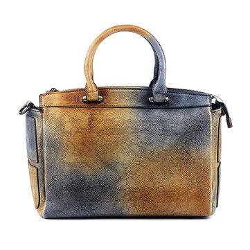 Genuine Leather Sling Bag-Newchic-