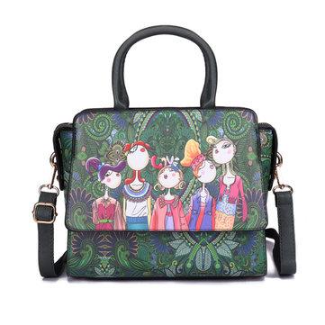 Green Series Crossbody Bags-Newchic-