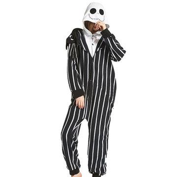 Halloween Cartoon Cosplay Soft Jumpsuits-Newchic-