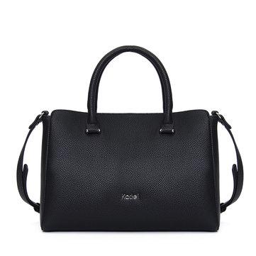 Kadell Elegant Boston PU Leather Handbag Shoulder Bag Crossbody Bag For Women-Newchic-