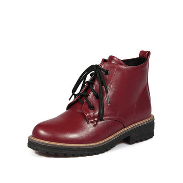 Large Size Casual Knight Boots-Newchic-Multicolor