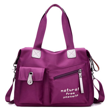 Nylon Durable Large Tote Bag-Newchic-