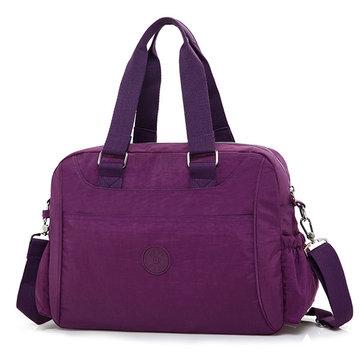 Nylon Waterproof Large Capacity Handbag Shoulder Bag Multi-pockets Crossbody Bag For Women-Newchic-