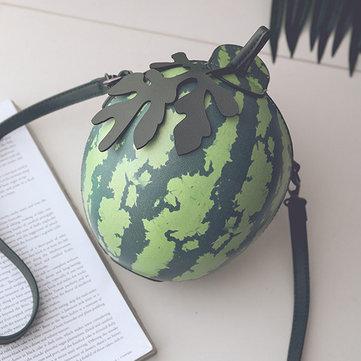 PU Watermelon Crossbody Bag-Newchic-