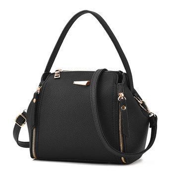 Stylish PU Leather Bucket Bag Handbag-Newchic-
