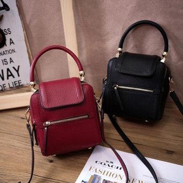 Stylish PU Leather Phone Bag Crossbody Bag Shoulder Bags-Newchic-