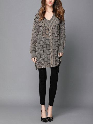 TangJie Casual Women Sweaters-Newchic-