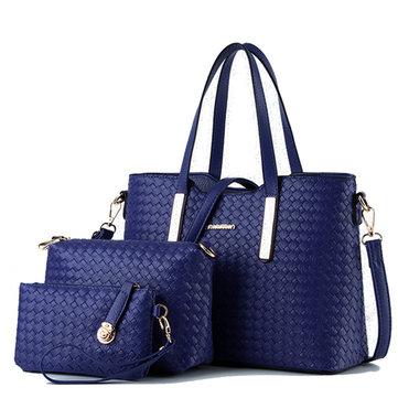 Women 3 PCS Vintage Bags-Newchic-
