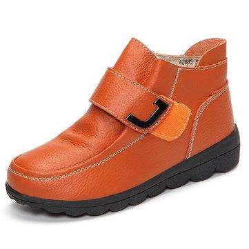 Women Casual Shoes Non Slip Short Ankle Boots-Newchic-Multicolor