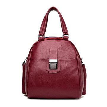 Women Elegant Handbag Shopping Outdoor Shoulder Bag Satchel-Newchic-