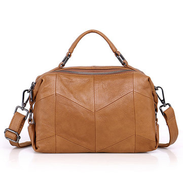 Women Genuine leather Multi-layers Handbag S-Newchic-