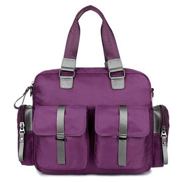 Women Multi-pocket Waterproof Nylon Handbag Shoulder Bags Crossbody Bags-Newchic-