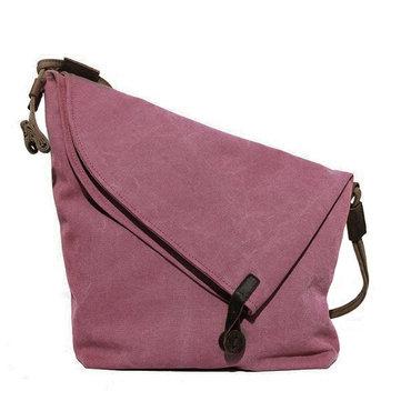 Women Vintage Messenger Bag-Newchic-