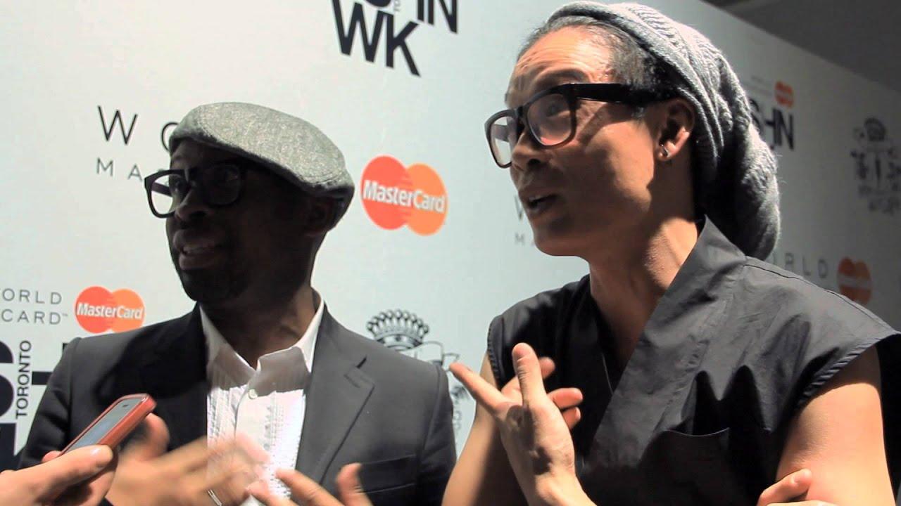 World MasterCard Toronto Fashion Week: Ezra FW 2012