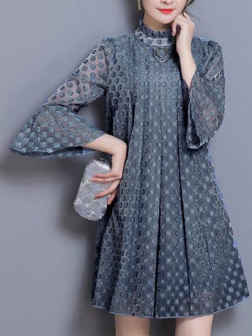 Polka Dot Dresses For Women-Newchic-